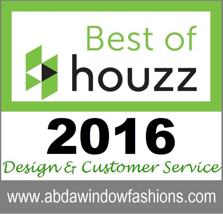 Abda won Best of Houzz 2016!