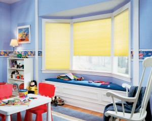 Cordless Cellular Shade by Comfortex