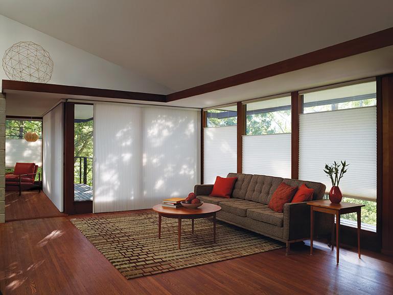 Energy efficient shades