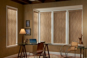 Graber Vertical Blinds Office
