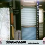 New Showroom After Remodel Hunter Douglas Displays Abda
