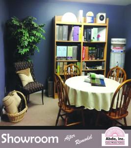 New Showroom Remodel Abda Window Fashions