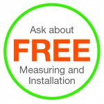 Free measure and installation