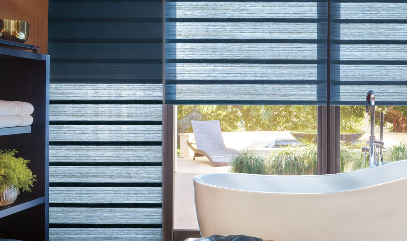 Modern Roman Shades your home needs!