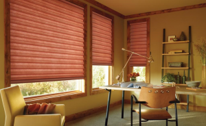 Solara Roman Shades Fashion in Motion Hunter Douglas