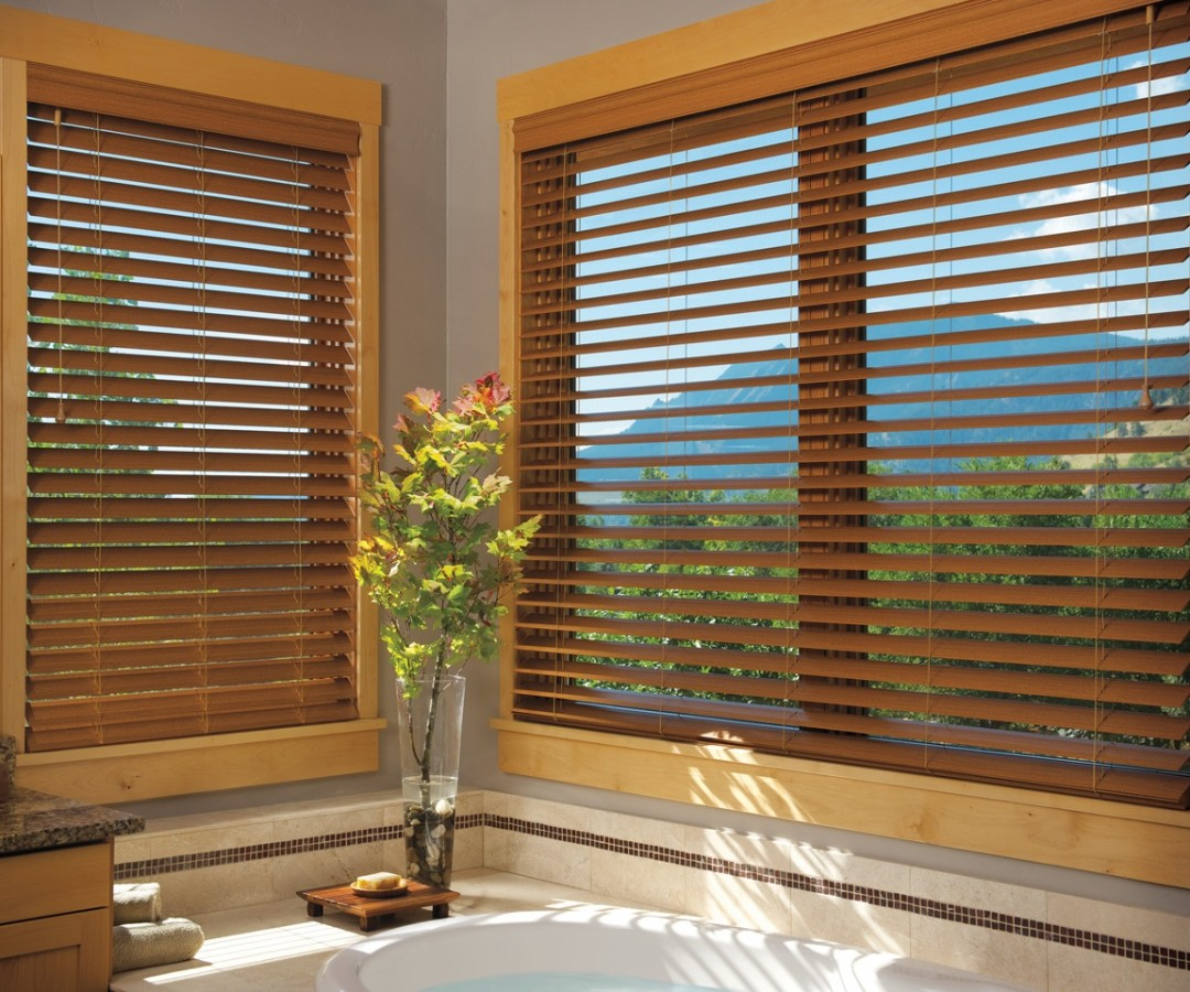 Window blinds for bathrooms - Bathroom