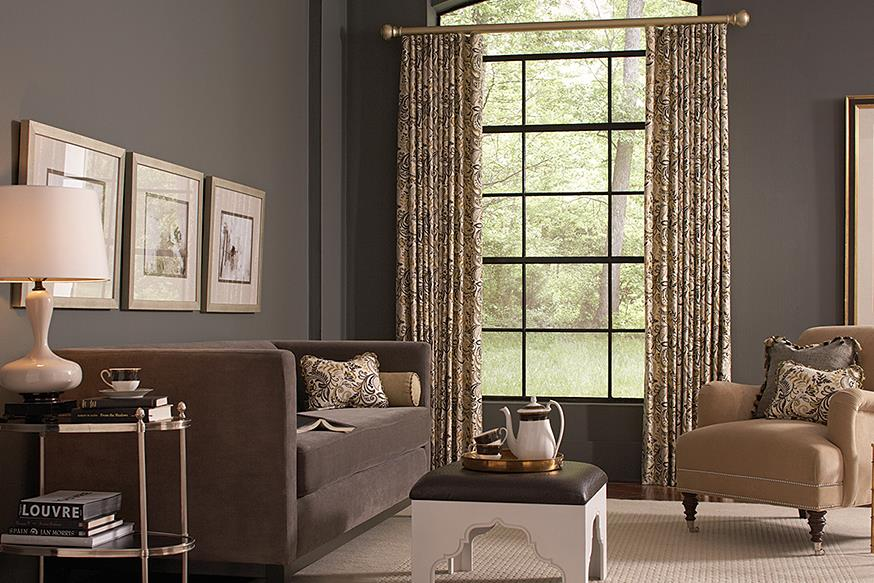 Curtains And Draperies Of Indianapolis Custom Styles At Affordable Prices Abda Window Fashions