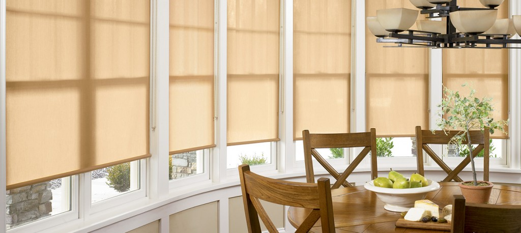 Hunter Douglas Roller Shade Inside Mount ABDA