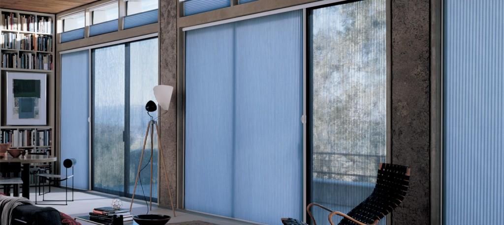 Vertical Duette Abda Window Fashions